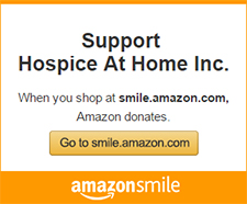 Image that Links to Hospice at Home Amazon Smile Page