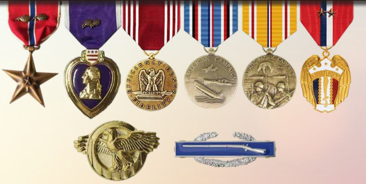 Image of Medals of Honor