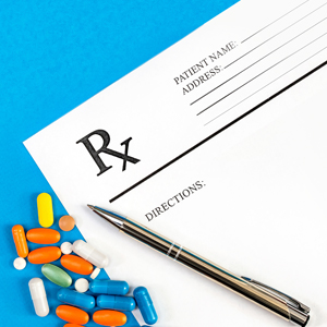Image of Patient Form and Medications