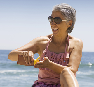 Rates of Melanoma: Down Among Young Adults, Up Among Boomers