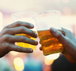 Binge Drinking May Spell Heart Trouble for Young Adults