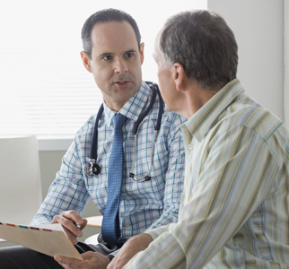 Men: Discuss Prostate Cancer Screening with Your Doctor
